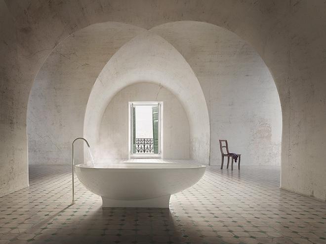 Những mẫu bồn tắm dưới đây sẽ giúp nhà tắm tỏa sáng bất ngờ - Ảnh 13.