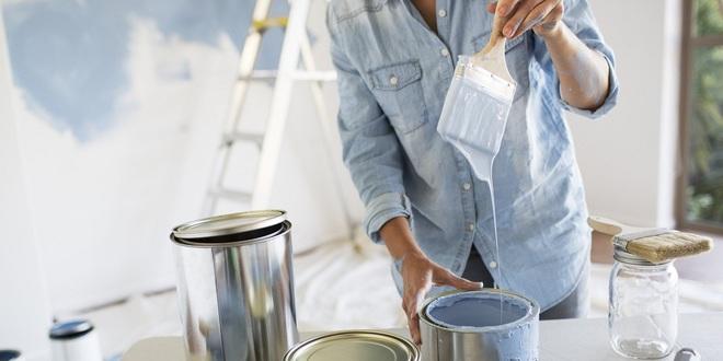 Sai lầm tai hại khi sơn tườh ai cũng nên biết để tránh xa - Ảnh 2.