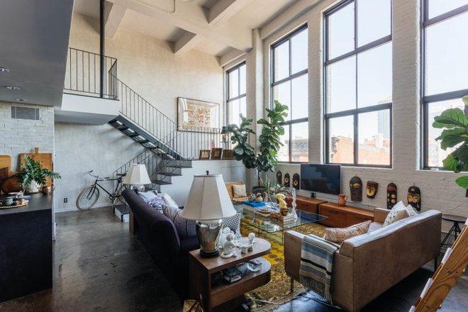 Căn hộ sở hữu tầng lửng thu hút vạn ánh nhìn ngay từ lần đầu tiên gặp gỡ - Ảnh 2.