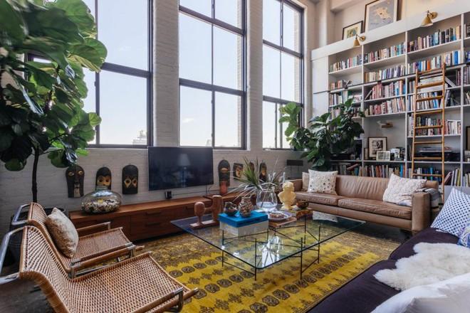 Căn hộ sở hữu tầng lửng thu hút vạn ánh nhìn ngay từ lần đầu tiên gặp gỡ - Ảnh 3.