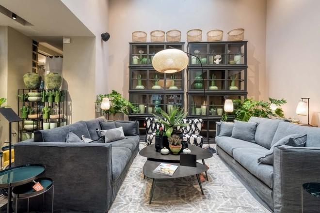 Khám phá vẻ đẹp đậm chất Địa Trung Hải trong căn hộ rộng tới 285m² - Ảnh 3.