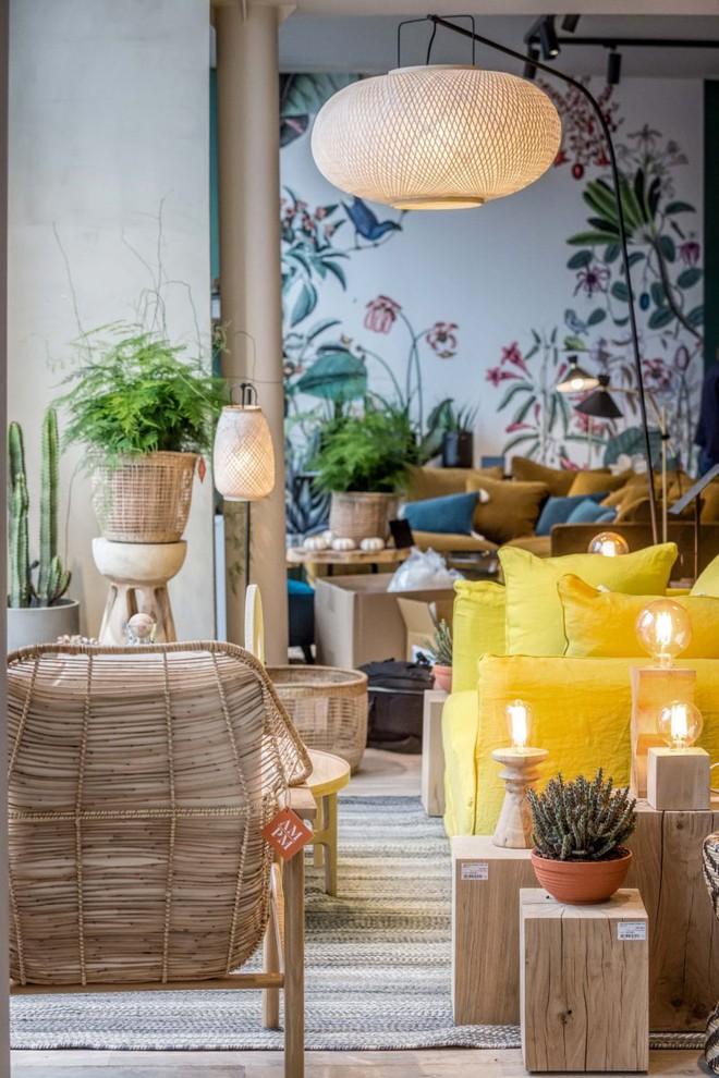 Khám phá vẻ đẹp đậm chất Địa Trung Hải trong căn hộ rộng tới 285m² - Ảnh 8.