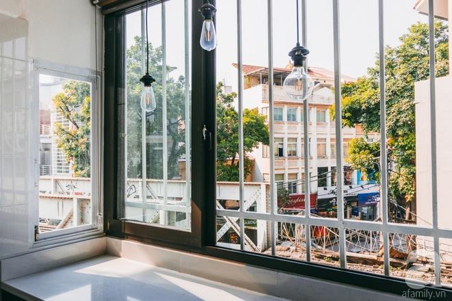 Căn hộ 28m² nhỏ xinh trên phố cổ Hà Nội đẹp bình yên với sắc màu Vintage của chàng trai 34 tuổi - Ảnh 9.