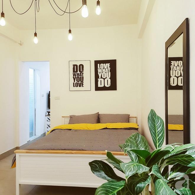 Căn hộ 28m² nhỏ xinh trên phố cổ Hà Nội đẹp bình yên với sắc màu Vintage của chàng trai 34 tuổi - Ảnh 14.