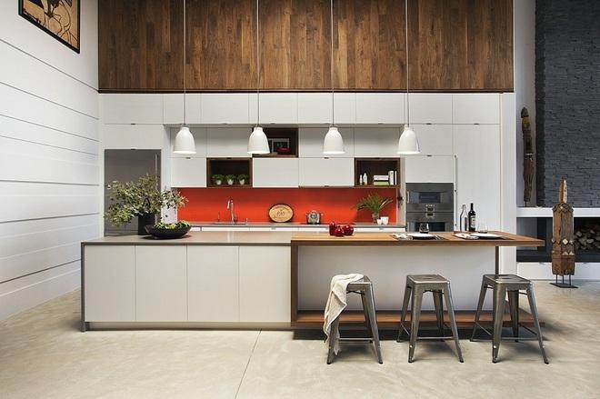 Nhanh tay cập nhật ngay xu hướng thiết kế phòng bếp xuân hè 2019 - Ảnh 10.