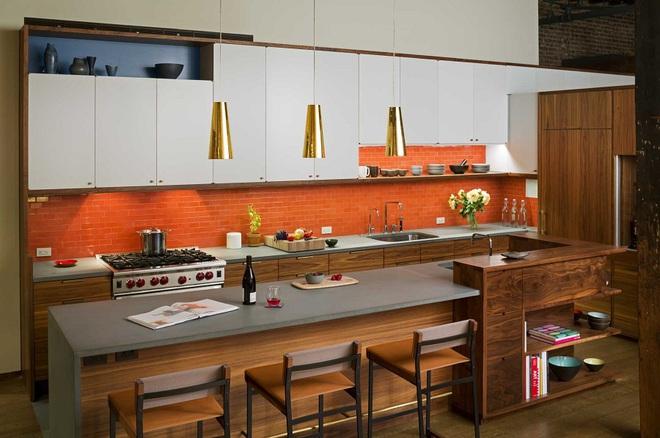 Nhanh tay cập nhật ngay xu hướng thiết kế phòng bếp xuân hè 2019 - Ảnh 11.