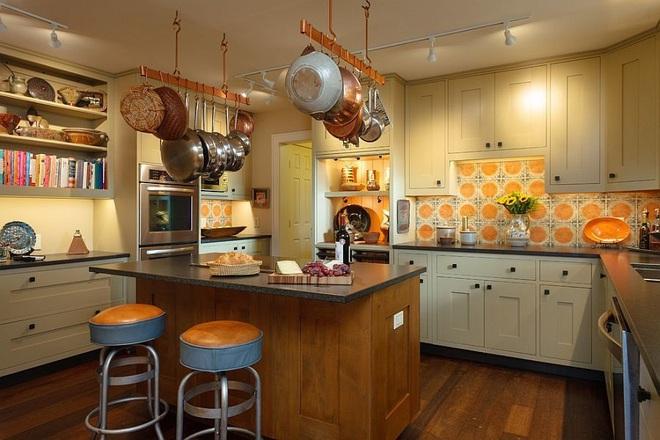 Nhanh tay cập nhật ngay xu hướng thiết kế phòng bếp xuân hè 2019 - Ảnh 12.
