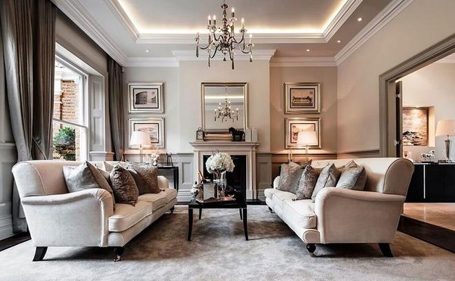 Mua sofa da ở đâu cho những phòng khách trong mơ