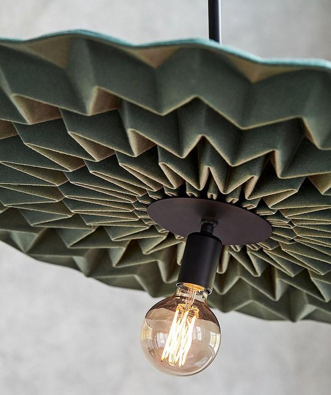 Những mẫu đèn trang trí cực đẹp khiến ai xem xong cũng muốn sở hữu một cái trong nhà - Ảnh 2.