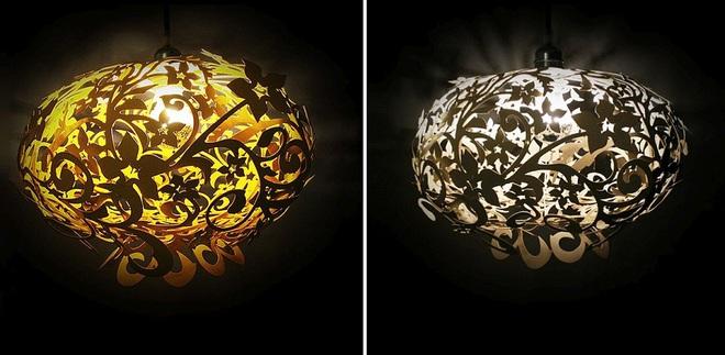 Những mẫu đèn trang trí cực đẹp khiến ai xem xong cũng muốn sở hữu một cái trong nhà - Ảnh 7.
