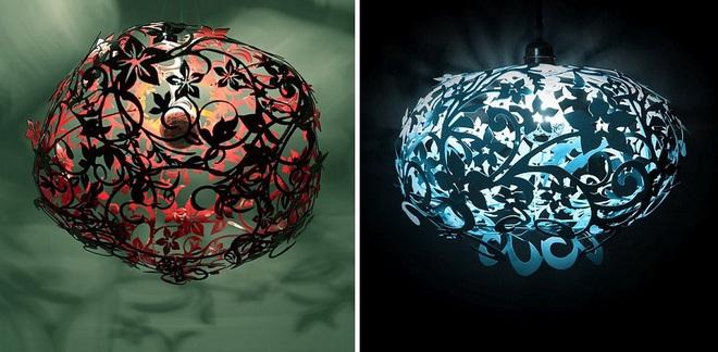Những mẫu đèn trang trí cực đẹp khiến ai xem xong cũng muốn sở hữu một cái trong nhà - Ảnh 8.