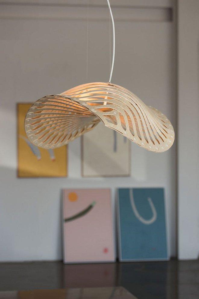 Những mẫu đèn trang trí cực đẹp khiến ai xem xong cũng muốn sở hữu một cái trong nhà - Ảnh 10.
