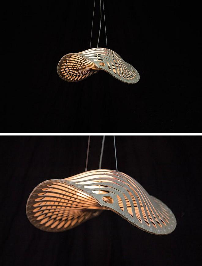 Những mẫu đèn trang trí cực đẹp khiến ai xem xong cũng muốn sở hữu một cái trong nhà - Ảnh 11.