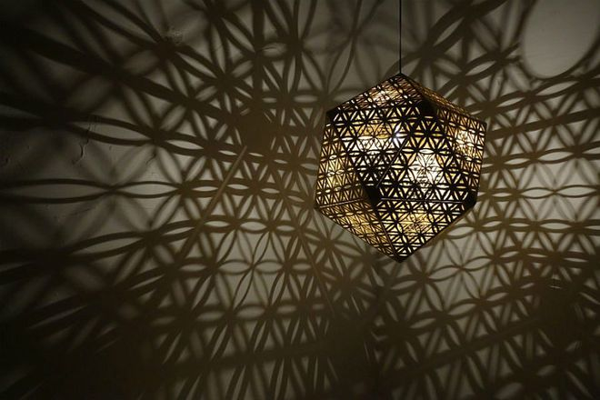 Những mẫu đèn trang trí cực đẹp khiến ai xem xong cũng muốn sở hữu một cái trong nhà - Ảnh 12.