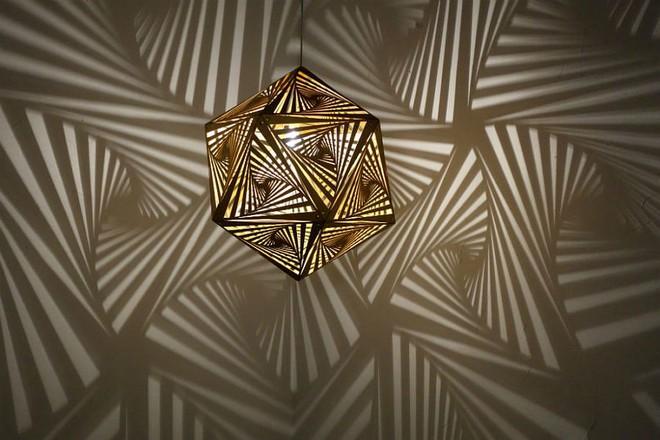 Những mẫu đèn trang trí cực đẹp khiến ai xem xong cũng muốn sở hữu một cái trong nhà - Ảnh 14.