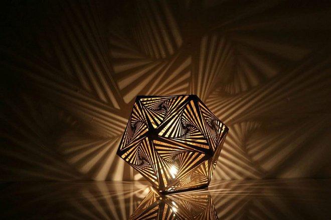 Những mẫu đèn trang trí cực đẹp khiến ai xem xong cũng muốn sở hữu một cái trong nhà - Ảnh 16.