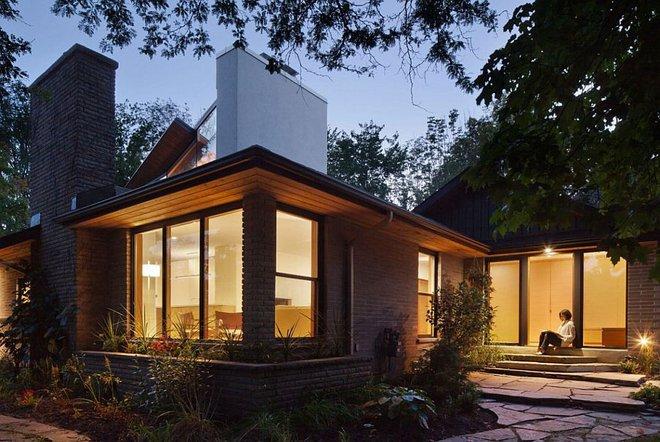 Lấy chủ đề là gỗ với không gian sống mở hoàn toàn với thiên nhiên, đây chính là ngôi nhà mà ai cũng ao ước - Ảnh 12.