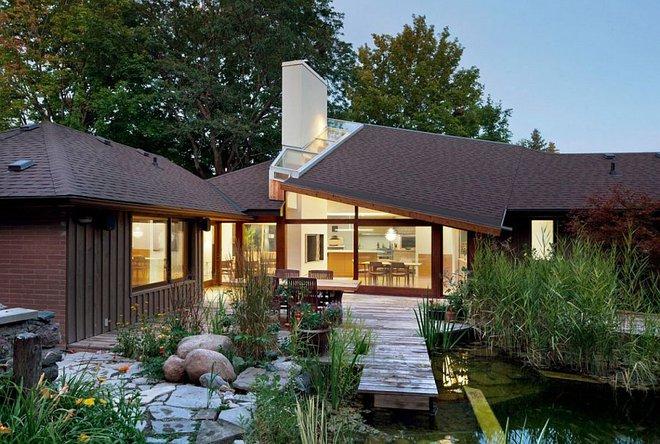 Lấy chủ đề là gỗ với không gian sống mở hoàn toàn với thiên nhiên, đây chính là ngôi nhà mà ai cũng ao ước - Ảnh 13.