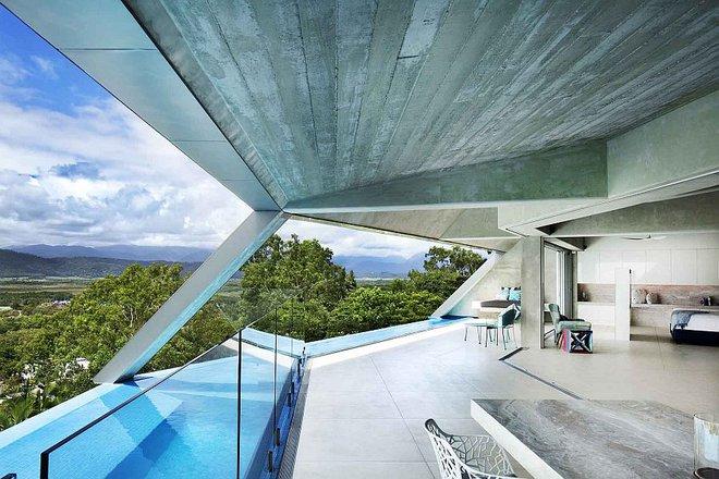 Choáng ngợp với căn biệt thự đạt giải Nhất về kiến trúc vì tiện nghi hoàn hảo như một khu nghỉ dưỡng - Ảnh 5.