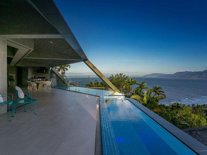 Choáng ngợp với căn biệt thự đạt giải Nhất về kiến trúc vì tiện nghi hoàn hảo như một khu nghỉ dưỡng - Ảnh 11.