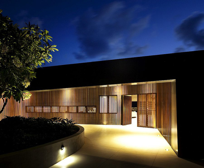Choáng ngợp với căn biệt thự đạt giải Nhất về kiến trúc vì tiện nghi hoàn hảo như một khu nghỉ dưỡng - Ảnh 20.