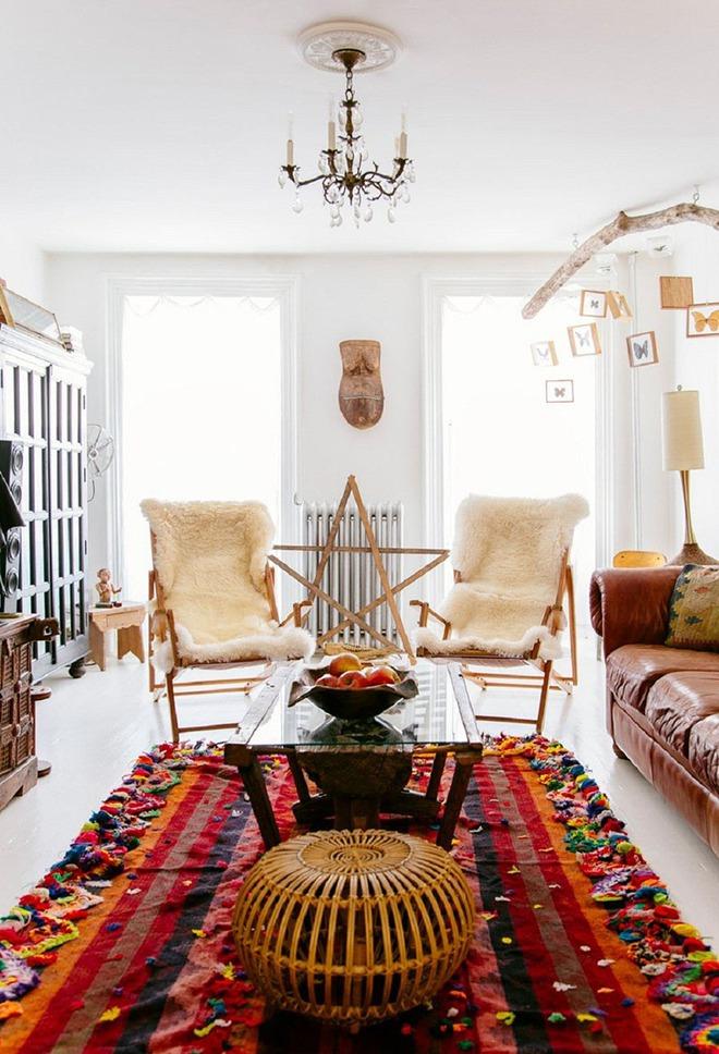 Mỗi khi hè sang là nhà nhà lại muốn có một căn phòng khách như thế này - Ảnh 7.