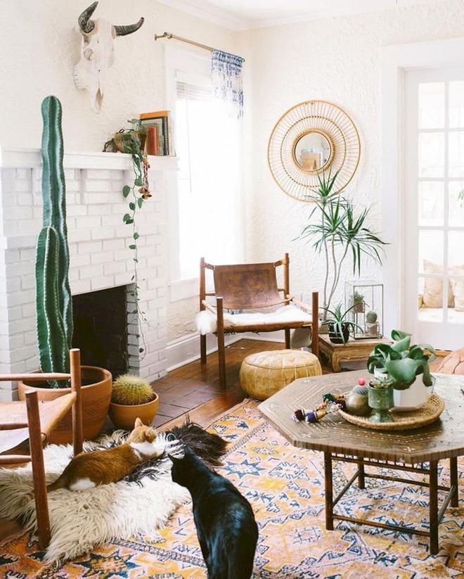 Mỗi khi hè sang là nhà nhà lại muốn có một căn phòng khách như thế này - Ảnh 8.
