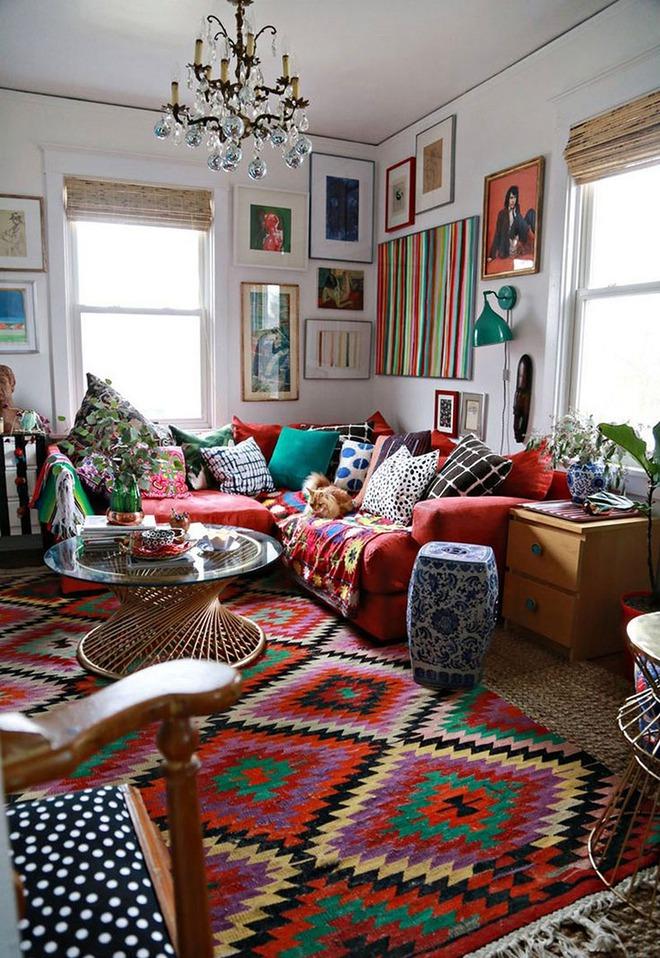 Mỗi khi hè sang là nhà nhà lại muốn có một căn phòng khách như thế này - Ảnh 9.
