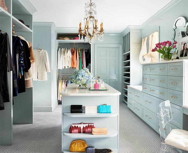 Những tủ quần áo tuyệt đẹp với nhiều tiện ích khiến ai nhìn cũng mê mẩn   - Ảnh 2.