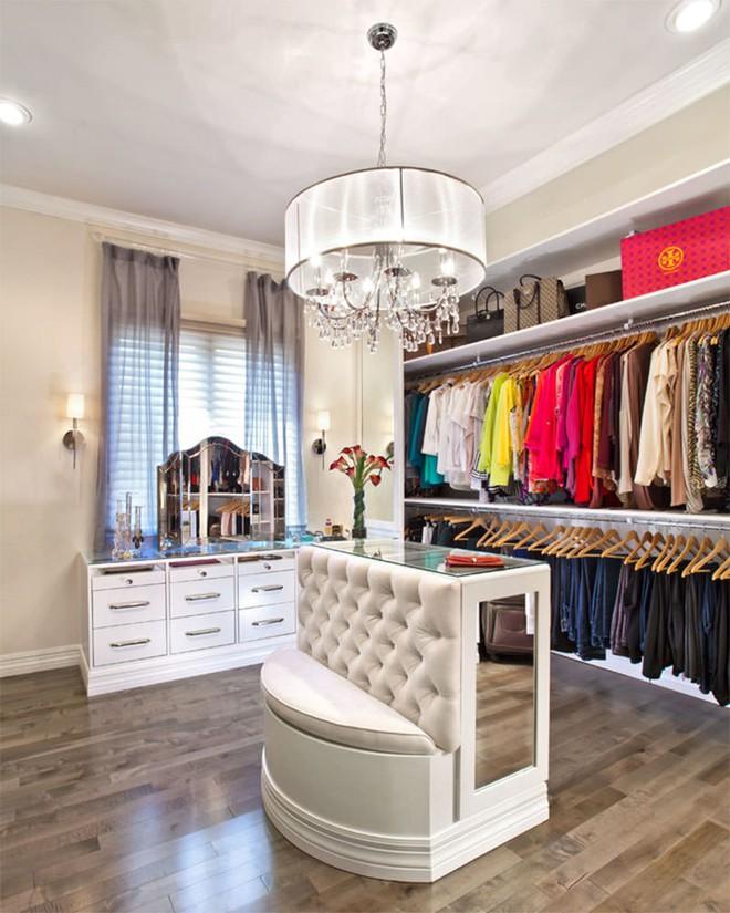Những tủ quần áo tuyệt đẹp với nhiều tiện ích khiến ai nhìn cũng mê mẩn   - Ảnh 3.
