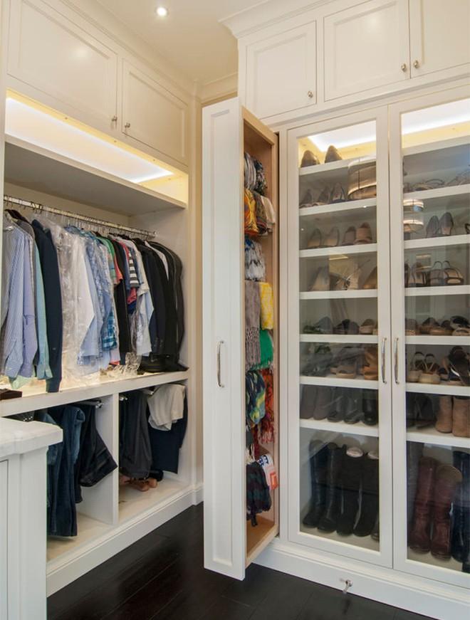 Những tủ quần áo tuyệt đẹp với nhiều tiện ích khiến ai nhìn cũng mê mẩn   - Ảnh 6.