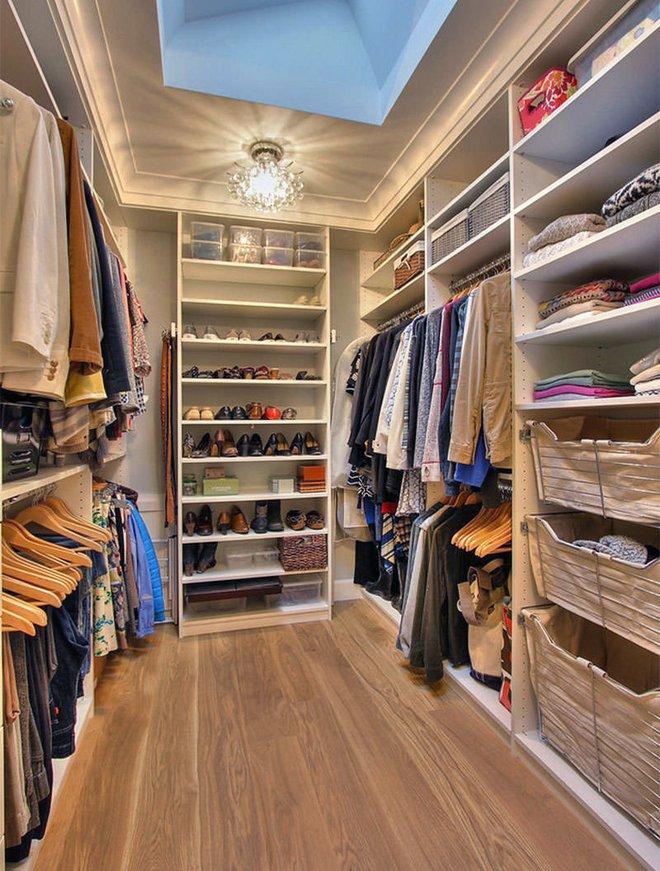 Những tủ quần áo tuyệt đẹp với nhiều tiện ích khiến ai nhìn cũng mê mẩn   - Ảnh 10.