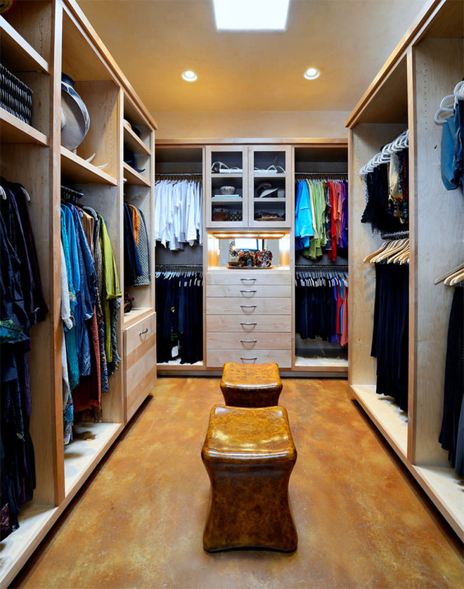 Những tủ quần áo tuyệt đẹp với nhiều tiện ích khiến ai nhìn cũng mê mẩn   - Ảnh 11.