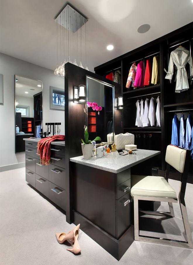 Những tủ quần áo tuyệt đẹp với nhiều tiện ích khiến ai nhìn cũng mê mẩn   - Ảnh 16.