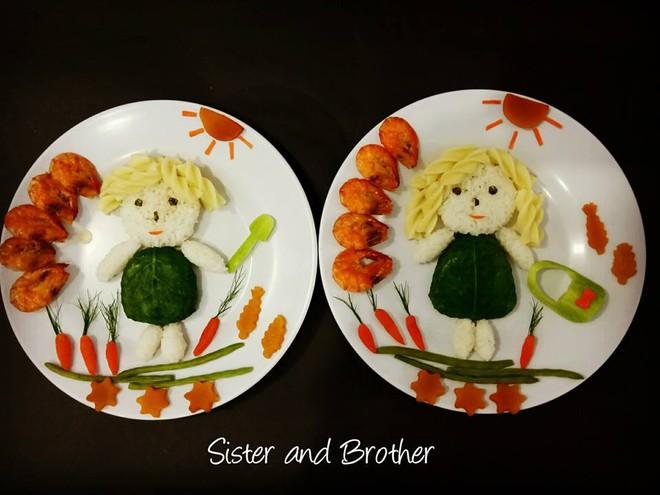 Mẹ đảm chia sẻ cách tạo ra thiên đường thức ăn cho con trai 2 tuổi chỉ với ít phút mỗi ngày - Ảnh 1.