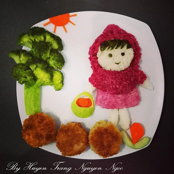 Mẹ đảm chia sẻ cách tạo ra thiên đường thức ăn cho con trai 2 tuổi chỉ với ít phút mỗi ngày - Ảnh 2.