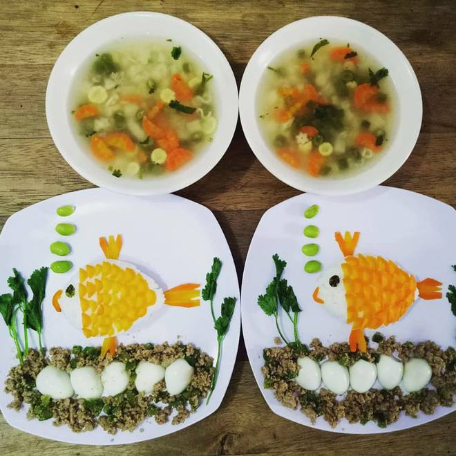 Mẹ đảm chia sẻ cách tạo ra thiên đường thức ăn cho con trai 2 tuổi chỉ với ít phút mỗi ngày - Ảnh 6.