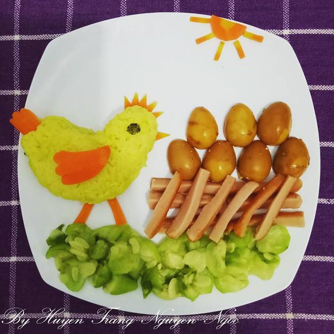 Mẹ đảm chia sẻ cách tạo ra thiên đường thức ăn cho con trai 2 tuổi chỉ với ít phút mỗi ngày - Ảnh 47.