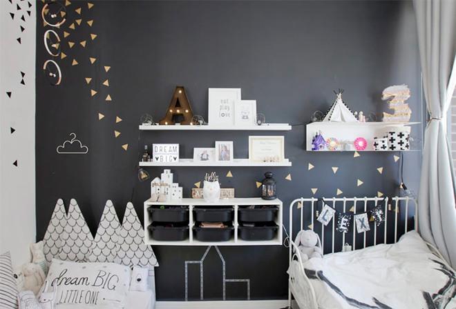 Căn hộ với cách bố trí nội thất đẹp hoàn hảo đến từng chi tiết giúp các bé phát triển trí thông minh - Ảnh 12.