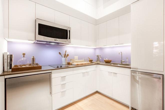 Những căn bếp nhỏ đẹp tới mức bạn sẵn sàng bỏ bếp rộng để được ở trong không gian này - Ảnh 6.