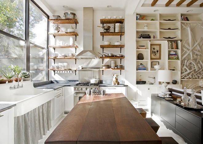 Chỉ nhờ một yếu tố nhỏ này thôi mà căn bếp gia đình trông đẹp hơn gấp mấy phần - Ảnh 6.