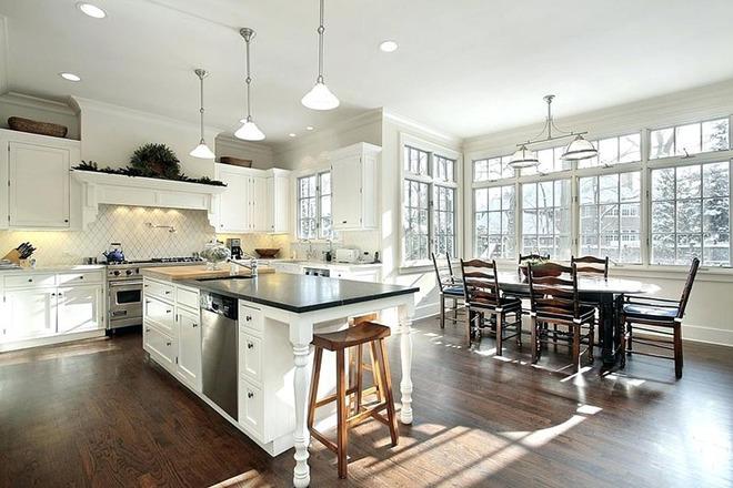 Chỉ nhờ một yếu tố nhỏ này thôi mà căn bếp gia đình trông đẹp hơn gấp mấy phần - Ảnh 7.