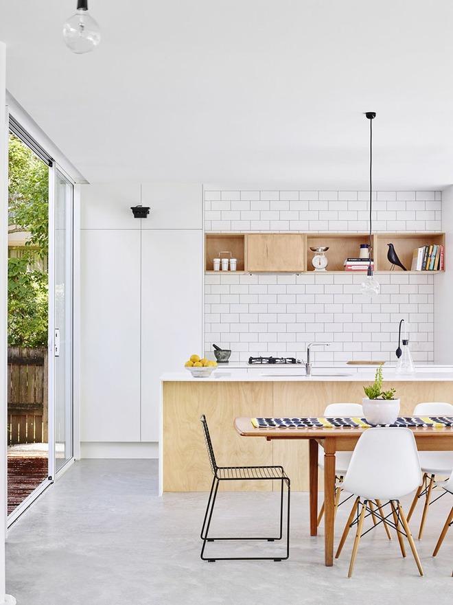 Chỉ nhờ một yếu tố nhỏ này thôi mà căn bếp gia đình trông đẹp hơn gấp mấy phần - Ảnh 9.