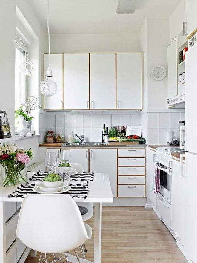 Chỉ nhờ một yếu tố nhỏ này thôi mà căn bếp gia đình trông đẹp hơn gấp mấy phần - Ảnh 12.