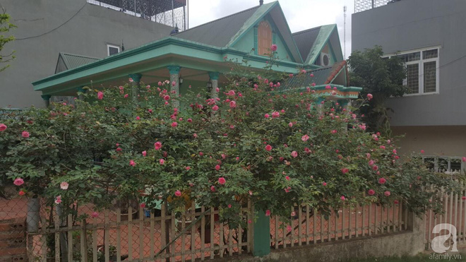 Ngôi nhà yên bình rợp bóng hồng cổ Sapa trên phố núi Tây Bắc của mẹ hai con xinh đẹp - Ảnh 12.