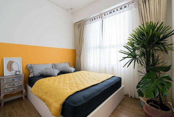 """Sài Gòn: Căn hộ đẹp hài hòa với hai màu trắng – vàng của cô nàng 9x """"phải lòng"""" phong cách tối giản - Ảnh 8."""
