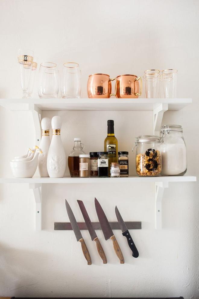 Muốn căn bếp gia đình thật xinh thì nhất định không được đặt linh tinh mọi thứ - Ảnh 3.