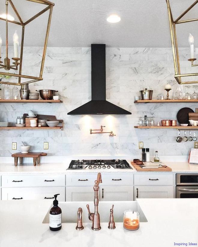 Muốn căn bếp gia đình thật xinh thì nhất định không được đặt linh tinh mọi thứ - Ảnh 4.