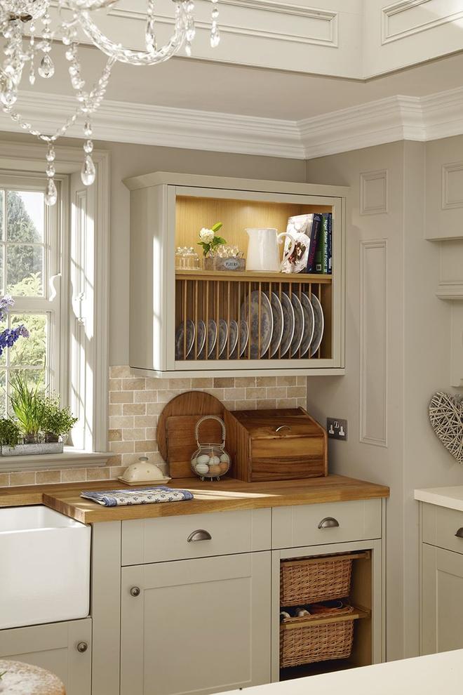 Muốn căn bếp gia đình thật xinh thì nhất định không được đặt linh tinh mọi thứ - Ảnh 10.