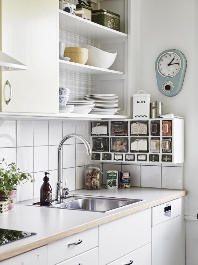Muốn căn bếp gia đình thật xinh thì nhất định không được đặt linh tinh mọi thứ - Ảnh 11.